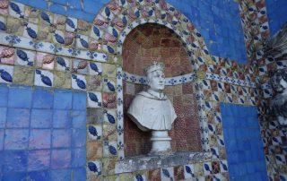 visita palacio marques de fronteira caminhando-8