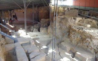 visita teatro romano museu de lisboa alfama caminhando-17