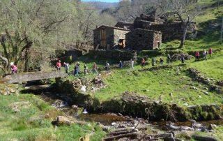 caminhada aldeias xisto lousa caminhando 30