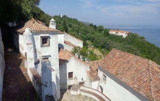 visita convento da arrabida caminhando