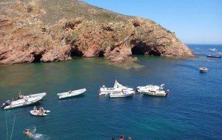 passeio barco visita ilha berlengas caminhando-10