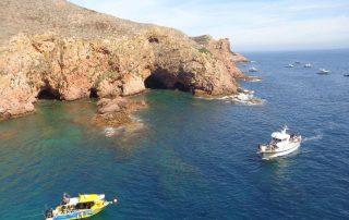 passeio barco visita ilha berlengas caminhando-18