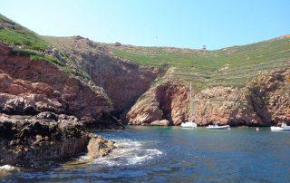 passeio barco visita ilha berlengas caminhando-7
