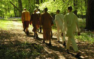 visita mosteiro budista ericeira caminhando 11