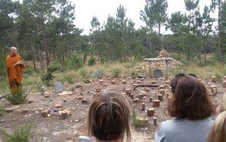 visita mosteiro budista ericeira caminhando 12