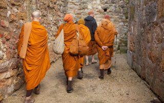 visita mosteiro budista ericeira caminhando 8