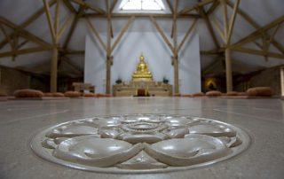 visita mosteiro budista ericeira caminhando 9