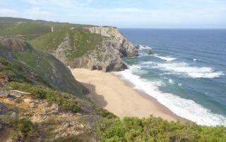 caminhada praia ursa serra sintra adraga caminhando-13