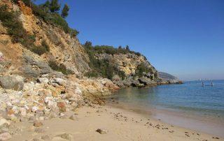 passeio barco praias arrabida setubal caminhando-2