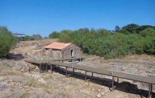 caminhada ruinas romanas troia caminhando-16