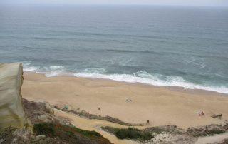 caminhadas praia santa cruz azul caminhando-2
