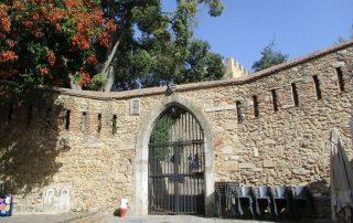 visita torre da igreja bairro sta cruz lisboa caminhando-12