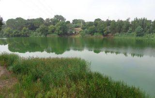 caminhada acude do gameiro parque ecologico do gameiro mora fluviario cabecao caminhando-5