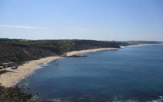 caminhada praia do paimogo caminhando