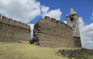 caminhada castelo de arraiolos caminhando