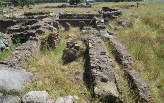 caminhada vila romana da tourega valverde caminhando