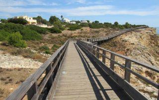 caminhada algar seco carvoeiro caminhando