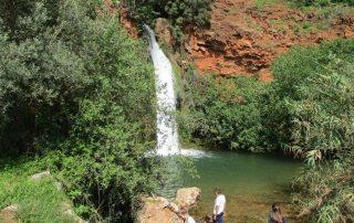 caminhada cascata queda do vigario alte caminhando