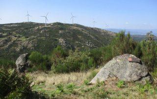 caminhada oliveira de frades serra do caramulo bezerreira caminhando