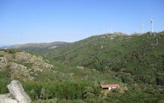 caminhada rio vouga oliveira de frades serra do caramulo caminhando