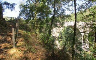 caminhada rio vouga oliveira de frades  ponte do cunhedo caminhando