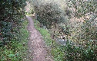 caminhada cascatas ribeira do boicao bucelas caminhando