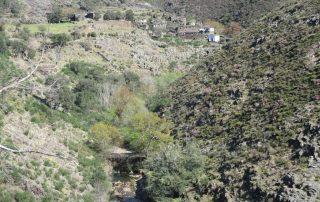 caminhada aldeia de drave caminhando