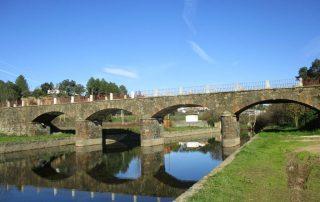 caminhada ponte grande ribeira oleiros caminhando