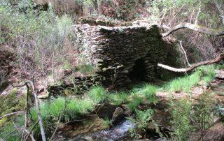 caminhada quedas d'água paredes mortagua caminhando