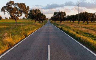 caminhando estrada nacional 2